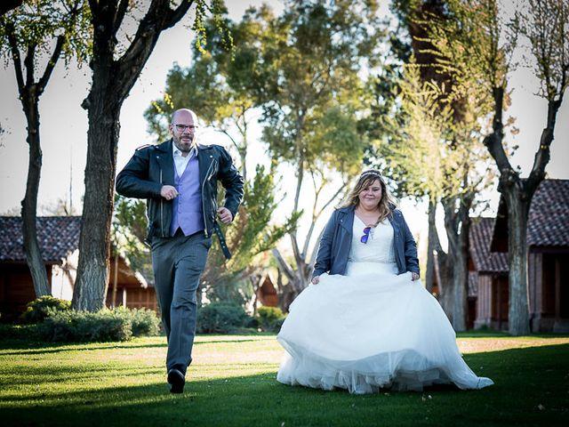 La boda de Tamara y Gustavo en Arganda Del Rey, Madrid 135
