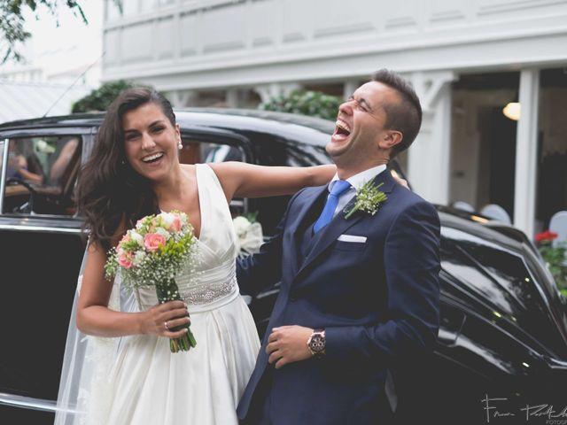 La boda de Isa y Gogui