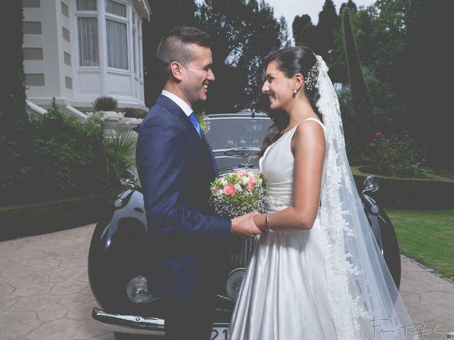 La boda de Gogui y Isa en Oleiros, A Coruña 58
