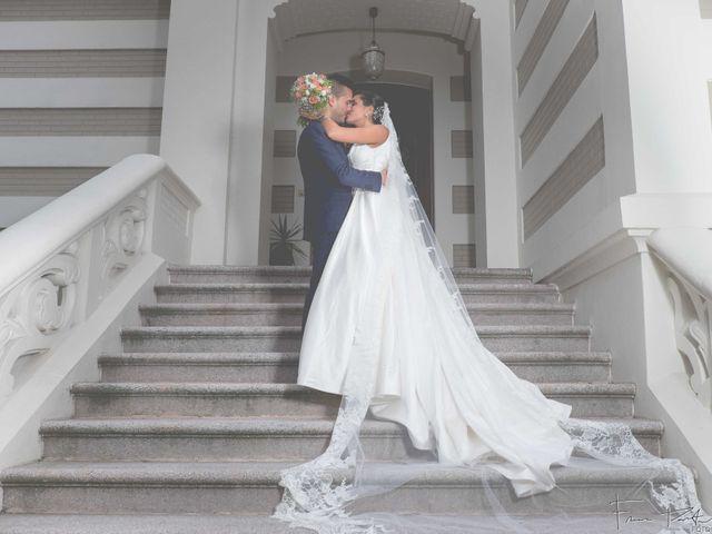 La boda de Gogui y Isa en Oleiros, A Coruña 59