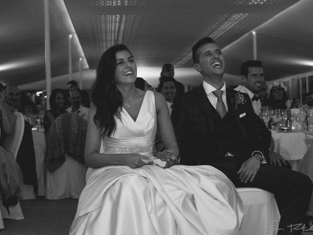 La boda de Gogui y Isa en Oleiros, A Coruña 67