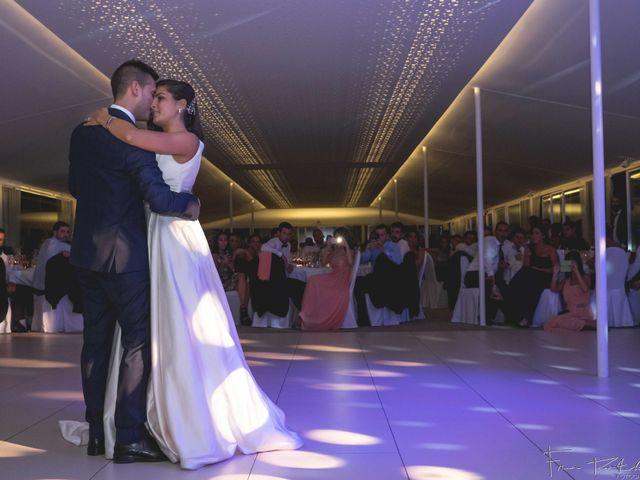 La boda de Gogui y Isa en Oleiros, A Coruña 74