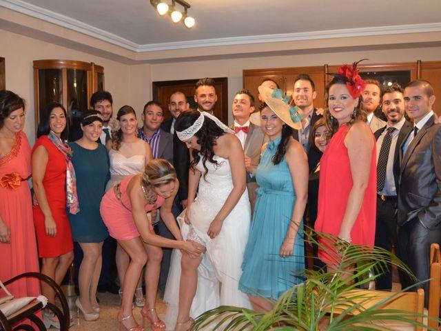 La boda de Pepe y Neus en Betxí, Castellón 2