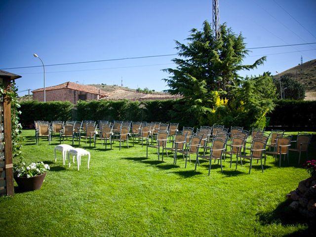 La boda de José María y Nieves en Siguenza, Guadalajara 11