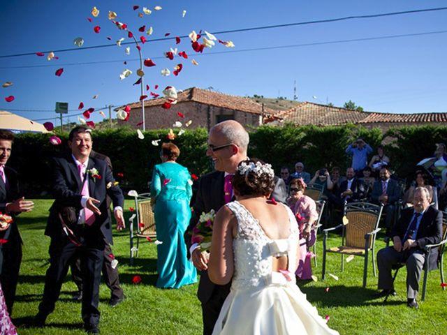 La boda de José María y Nieves en Siguenza, Guadalajara 18