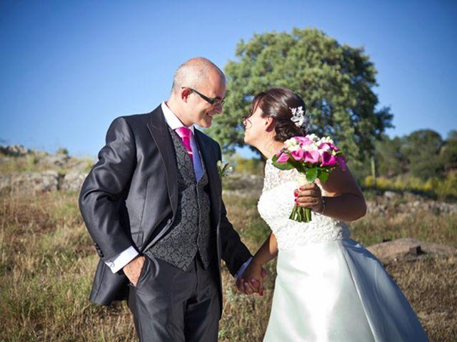 La boda de José María y Nieves en Siguenza, Guadalajara 20