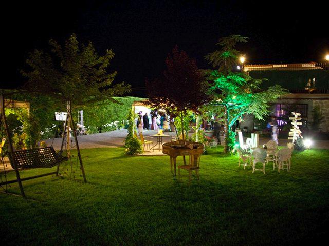 La boda de José María y Nieves en Siguenza, Guadalajara 25