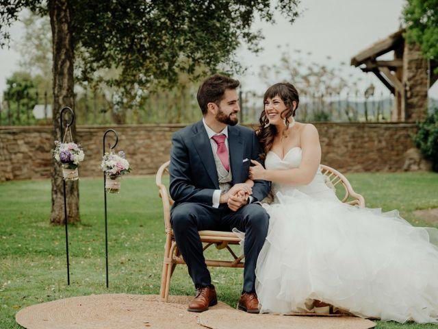 La boda de Eric Mas Ruiz y Silvia Muñoz Hita  en Sallent, Barcelona 1