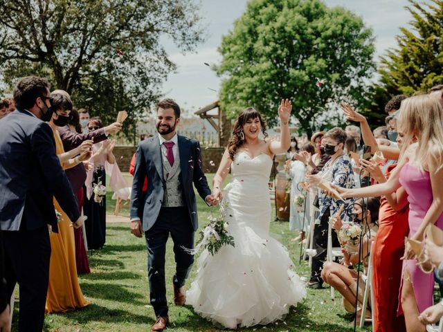 La boda de Silvia Muñoz Hita  y Eric Mas Ruiz