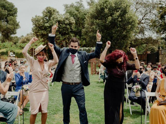 La boda de Eric Mas Ruiz y Silvia Muñoz Hita  en Sallent, Barcelona 3