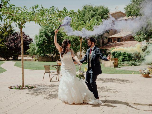 La boda de Eric Mas Ruiz y Silvia Muñoz Hita  en Sallent, Barcelona 4