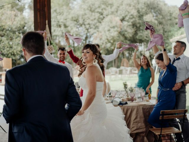 La boda de Eric Mas Ruiz y Silvia Muñoz Hita  en Sallent, Barcelona 5