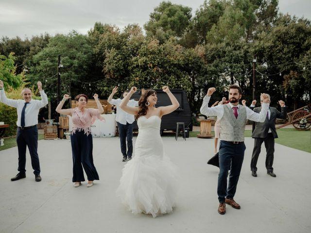 La boda de Eric Mas Ruiz y Silvia Muñoz Hita  en Sallent, Barcelona 6