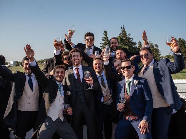 La boda de Edu y Cris en Puerto Real, Cádiz 2