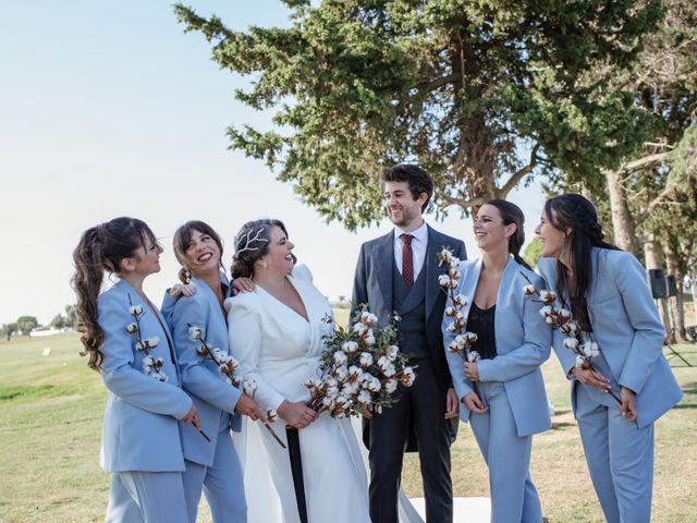La boda de Edu y Cris en Puerto Real, Cádiz 3