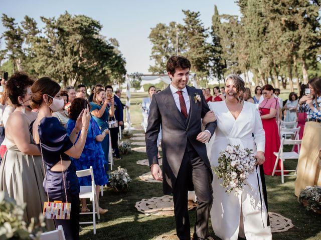 La boda de Edu y Cris en Puerto Real, Cádiz 7