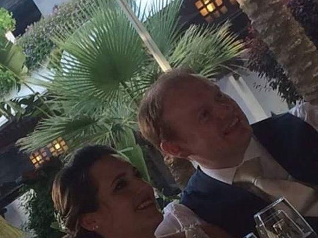 La boda de Barry y Barbara en Estepona, Málaga 3