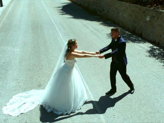 La boda de Pilar y Jose Carlos en Lorqui, Murcia 1
