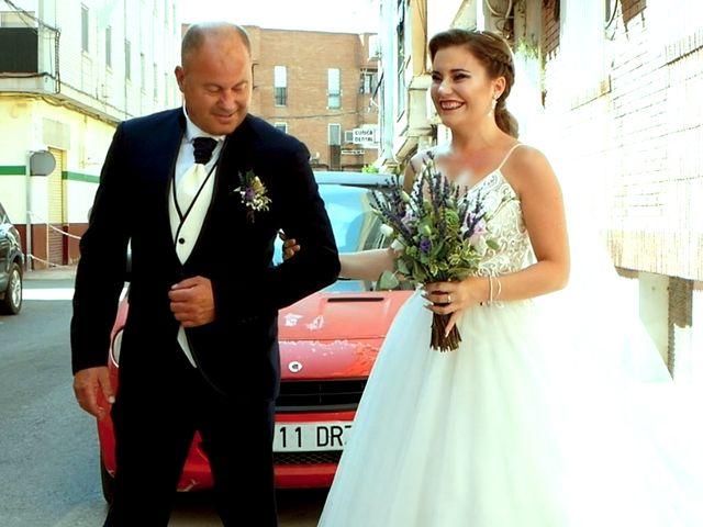 La boda de Pilar y Jose Carlos en Lorqui, Murcia 5