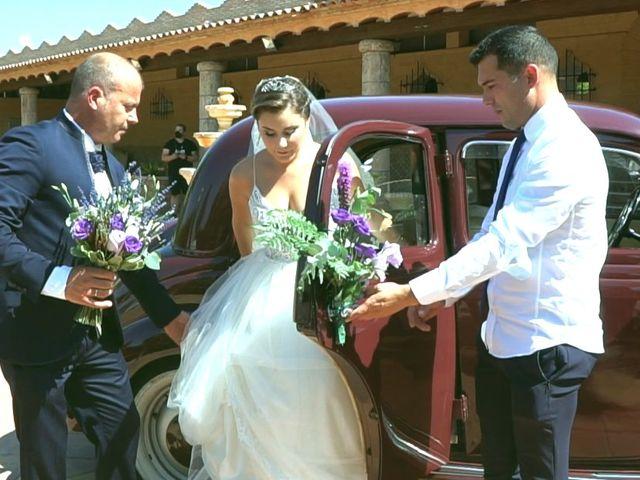 La boda de Pilar y Jose Carlos en Lorqui, Murcia 6