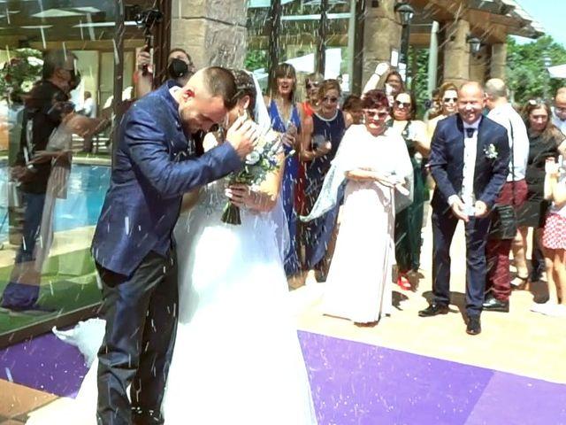 La boda de Pilar y Jose Carlos en Lorqui, Murcia 8