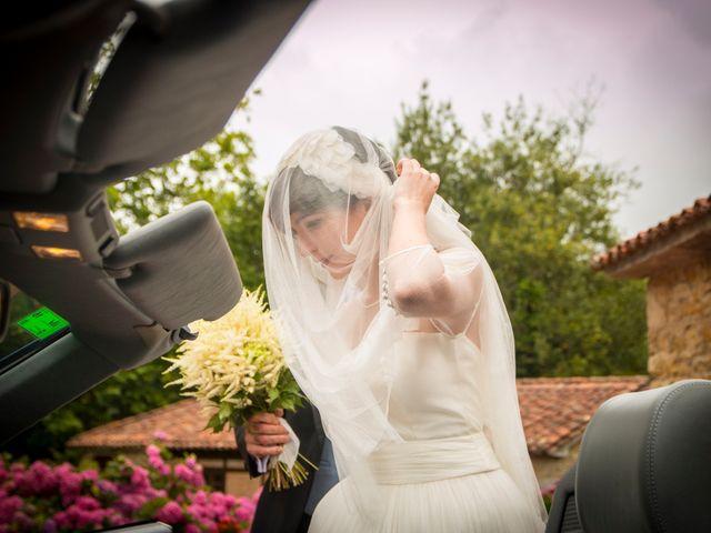 La boda de Alonso y Ana en Quijas, Cantabria 2
