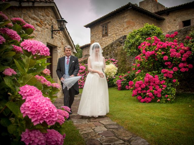 La boda de Alonso y Ana en Quijas, Cantabria 6