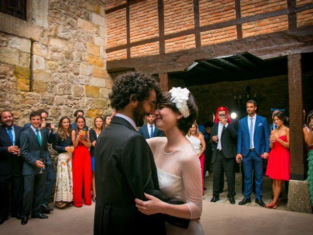 La boda de Alonso y Ana en Quijas, Cantabria 16