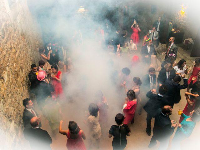 La boda de Alonso y Ana en Quijas, Cantabria 20