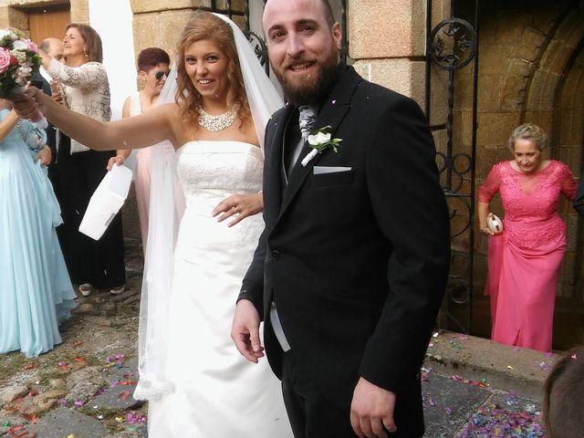 La boda de Salva  y Rocio  en Naron, Lugo 1