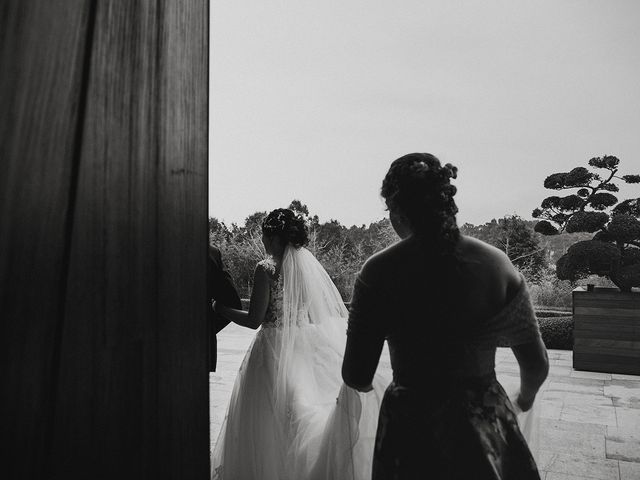 La boda de Dani y Nuria en Oleiros, A Coruña 13