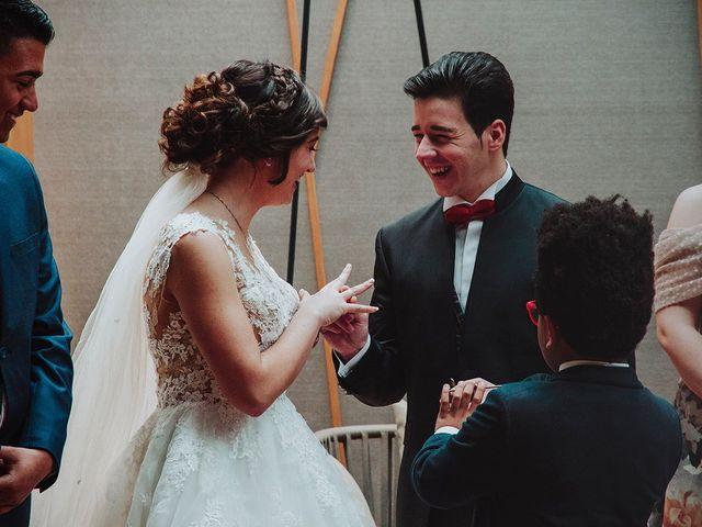 La boda de Dani y Nuria en Oleiros, A Coruña 17