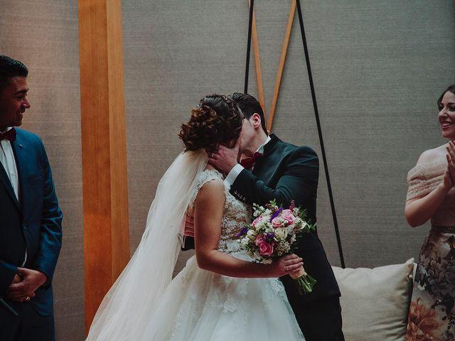 La boda de Dani y Nuria en Oleiros, A Coruña 18
