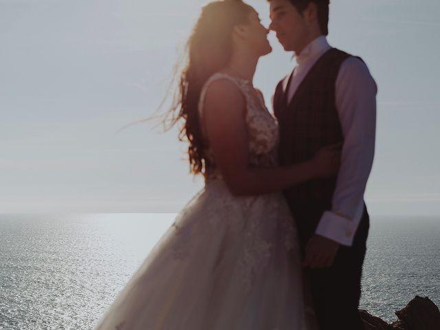 La boda de Dani y Nuria en Oleiros, A Coruña 32