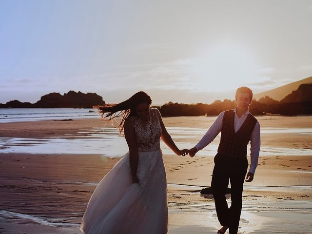 La boda de Dani y Nuria en Oleiros, A Coruña 34
