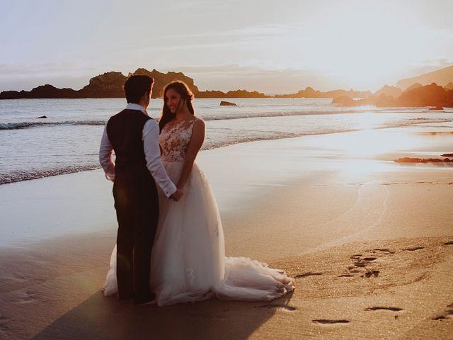 La boda de Dani y Nuria en Oleiros, A Coruña 35