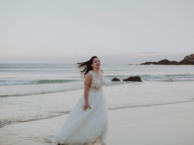 La boda de Dani y Nuria en Oleiros, A Coruña 40
