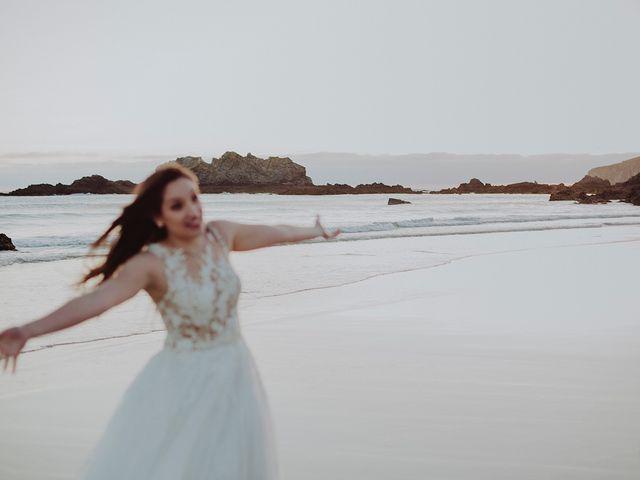 La boda de Dani y Nuria en Oleiros, A Coruña 41