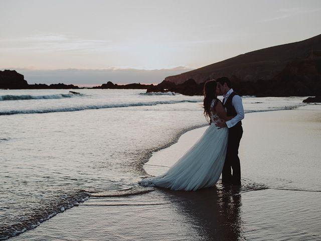 La boda de Dani y Nuria en Oleiros, A Coruña 42