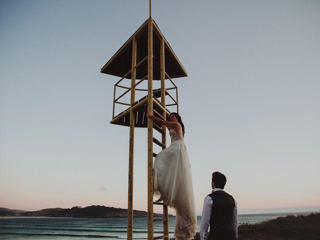 La boda de Dani y Nuria en Oleiros, A Coruña 50