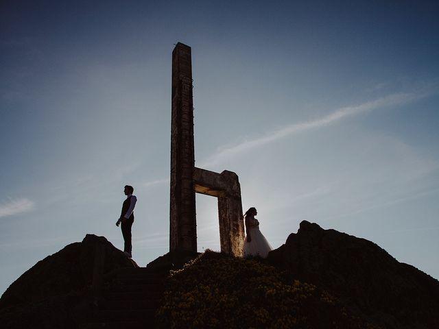 La boda de Dani y Nuria en Oleiros, A Coruña 31