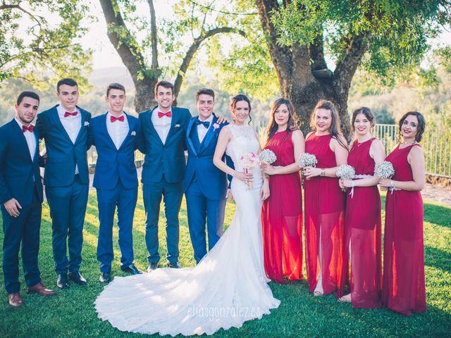 La boda de Rubén  y Carmen en Guadarrama, Madrid 16