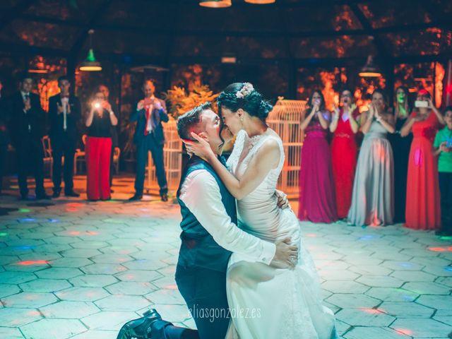 La boda de Rubén  y Carmen en Guadarrama, Madrid 19