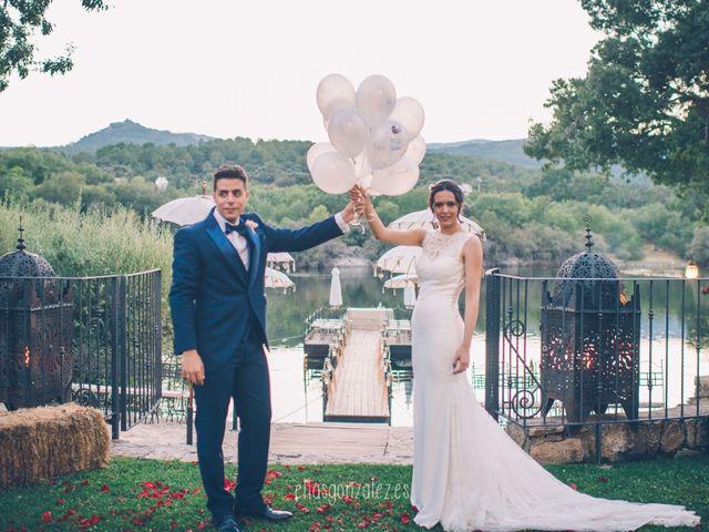 La boda de Rubén  y Carmen en Guadarrama, Madrid 39
