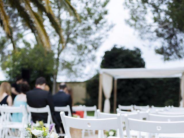 La boda de Jon y Ángel en Alberic, Valencia 15