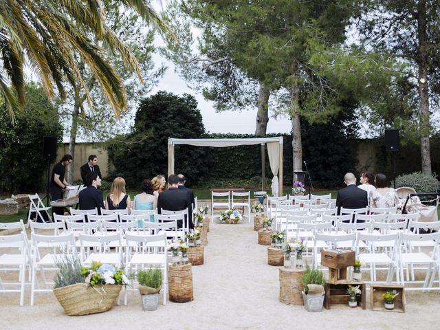 La boda de Jon y Ángel en Alberic, Valencia 16