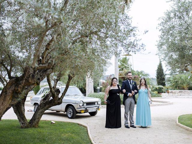 La boda de Jon y Ángel en Alberic, Valencia 32