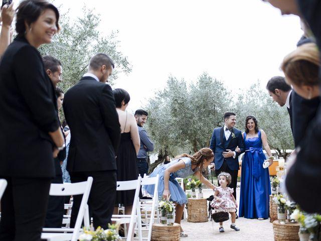 La boda de Jon y Ángel en Alberic, Valencia 33