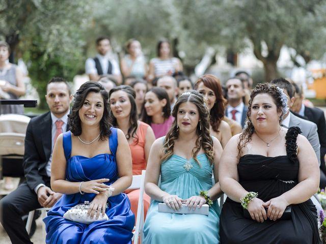 La boda de Jon y Ángel en Alberic, Valencia 37