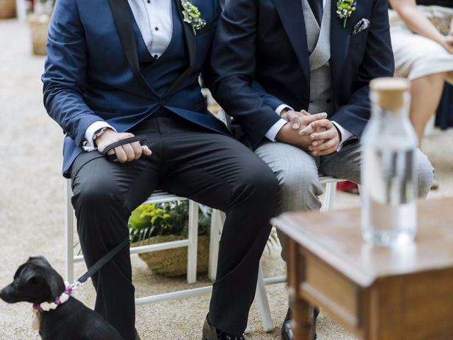 La boda de Jon y Ángel en Alberic, Valencia 38